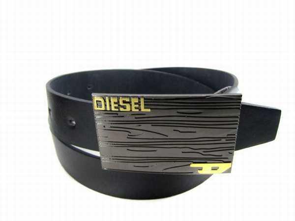 6cfe2ef207be ceinture en cuir diesel,ceintures cuir diesel ceinture diesel 3 suisses Ceinture  Pas Cher pour homme blanche ...