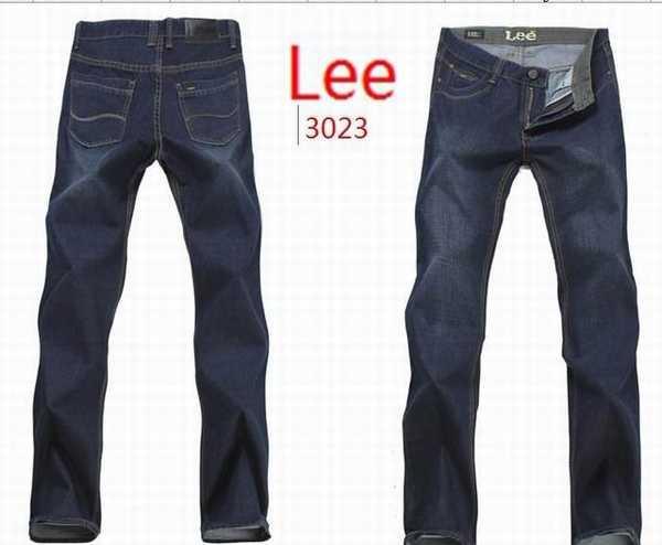 achat jean lee brooklyn pantalon lin homme jules le. Black Bedroom Furniture Sets. Home Design Ideas