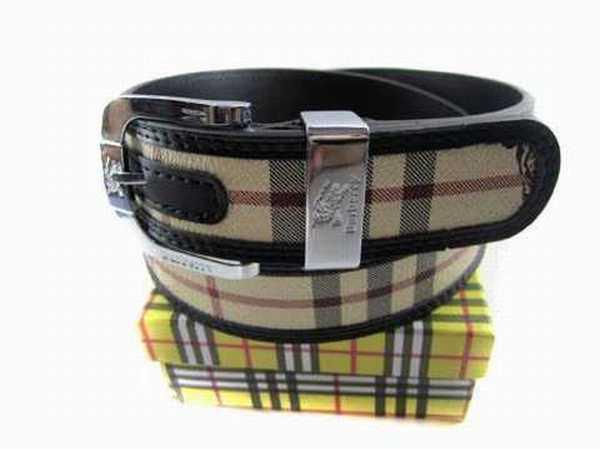 Burberry ceinture Femme Prix Ceinture Check n0PkN8wOX