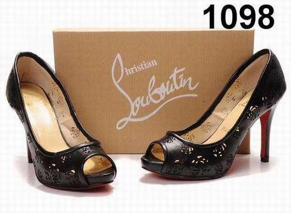 chaussures louboutin à vendre