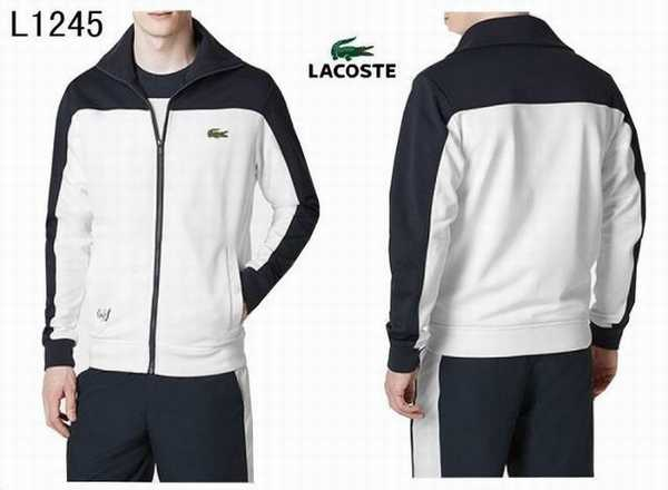 b6e35a3dd1 ... bas de survetement lacoste survetement lacoste dernier collection 2013  survetement lacoste