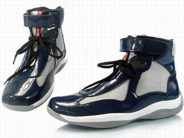 Montante Prada chaussure Prada prada Toulouse Homme Basket Sport tshrQCdx