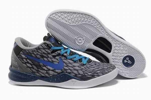 Chaussures Kobe 8 chaussure Handball ch Nike Blitz Kobe Bluewin DHE92WI