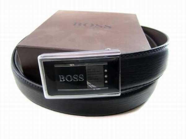 fab99f9d98f boucle ceinture boss