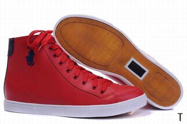 Ralph Lauren Chaussures Lauren paire Tennis De Zalando basket dshCtQr