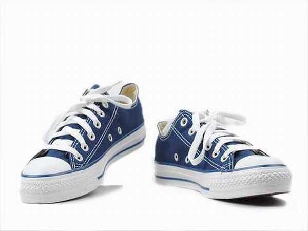 chaussure chaussure Converse Montante Cuir Nimes Chaussure nxRwgAq