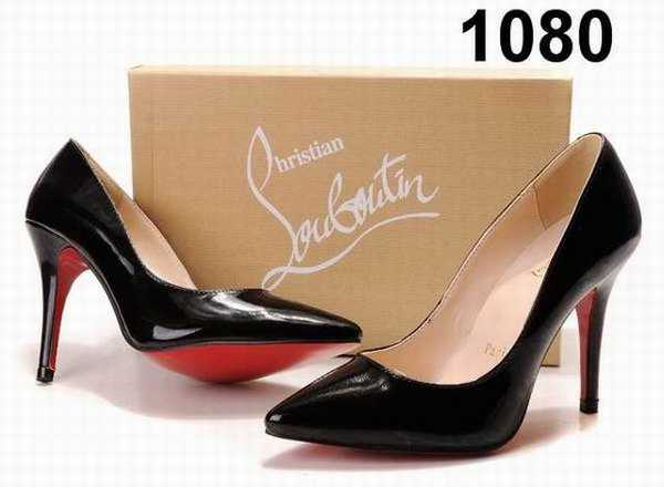 achat chaussure louboutin pas cher