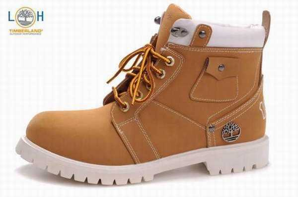 destockage timberland