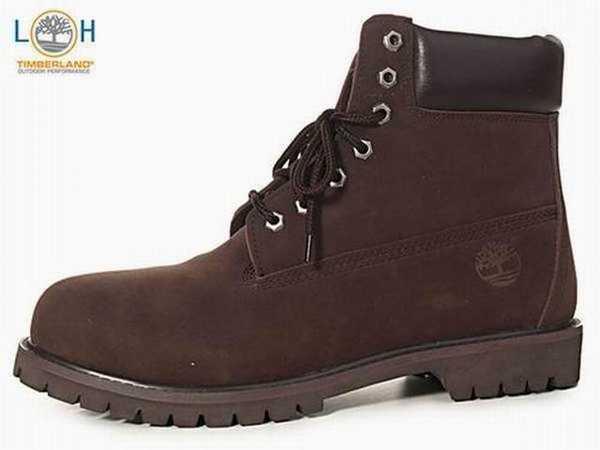 entretien chaussure timberland