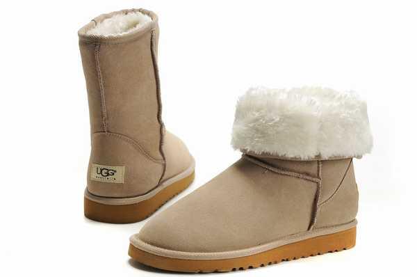 chaussure type ugg