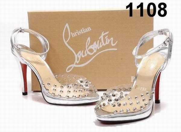 louboutin chaussure confortable