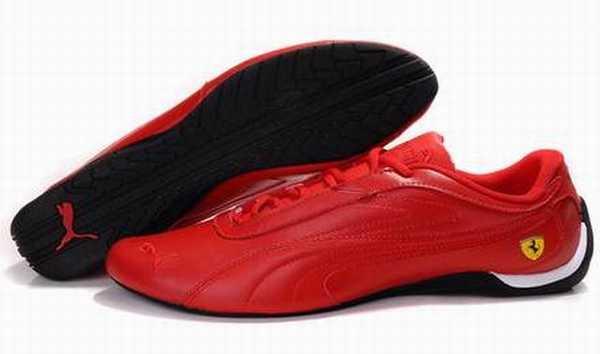 Enfant Basket chaussures chaussures 2010 Puma Noire Ferrari n0wXP8Ok