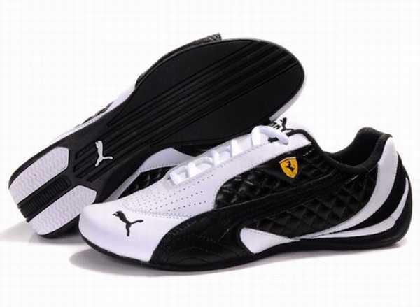 chaussure puma sparco homme