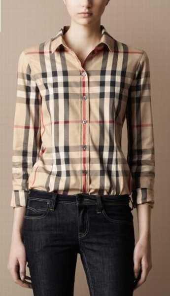 73e8990f600f Réduction authentique burberry chemise femme prix Baskets - panier ...
