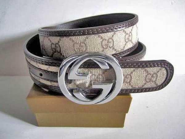 bc62b9fefaa comment authentifier une ceinture gucci