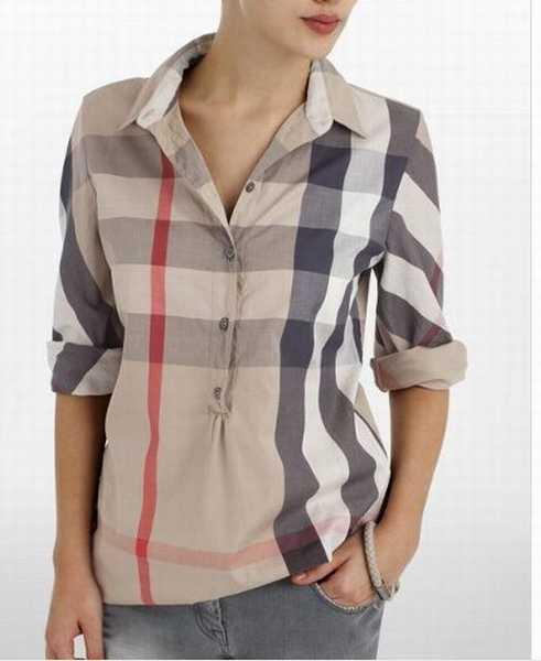burberry chemise femme,chemise de marque burberry e30b79a7627