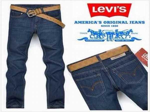 Taille Zzrnxg Jeans Levis Jean Haute York Pantalon New Prix Levi's OPkn0w