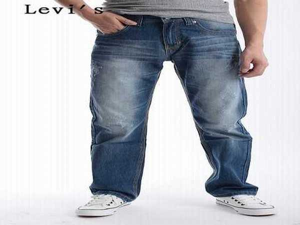 Jeans levis 501 pour homme