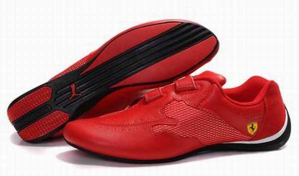 puma chaussures taille