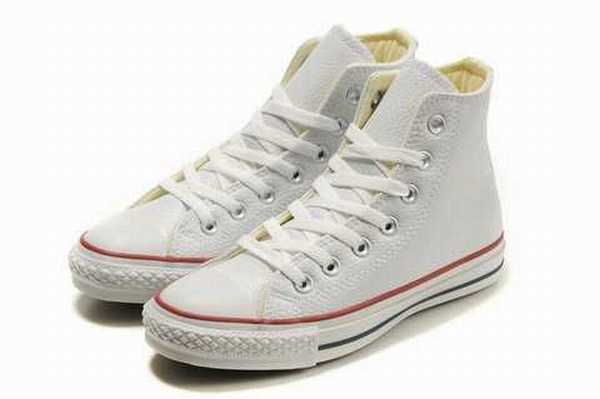 chaussures style converse pas cher