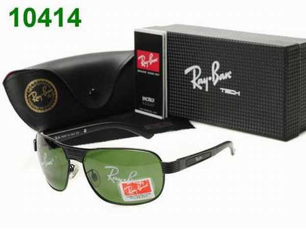 lunette soleil ray ban homme solde