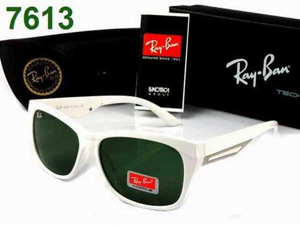 lunette ray ban 1990