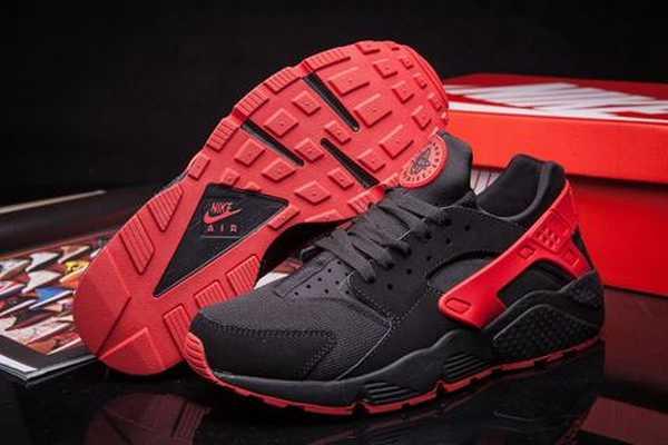 Nike Huarache Og Noir