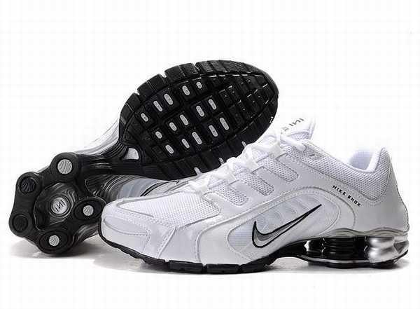 Nike Shox Nz Pas Cher Homme