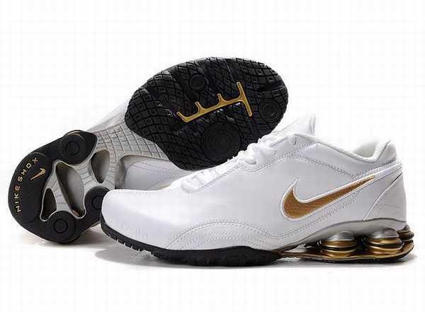 Baskets Shox Nz Nike Homme Sport