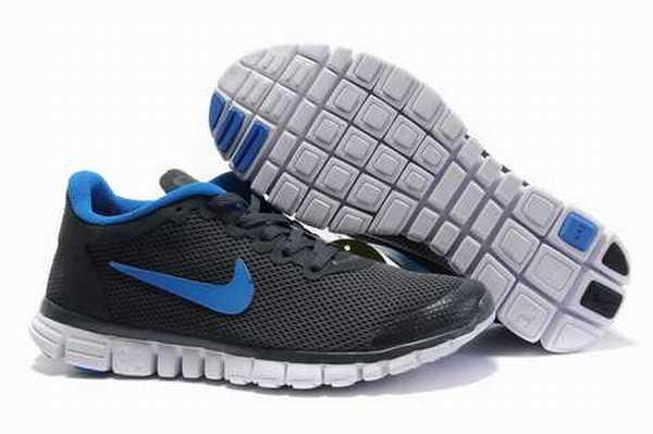 Nike Free 5.0 Shield Femme Noir