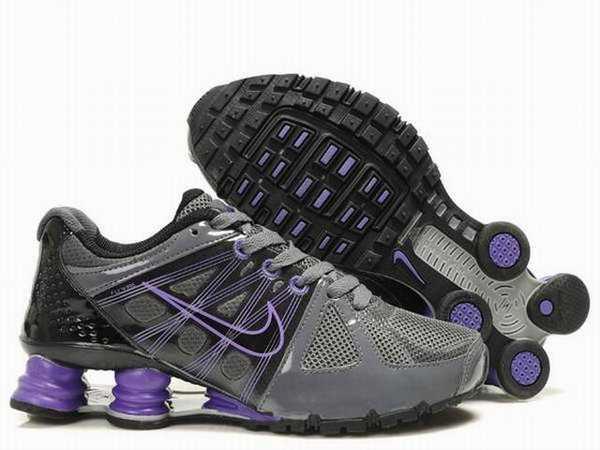 Nike Shox Rivalry Marron Or