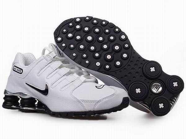 chaussure homme nike shox