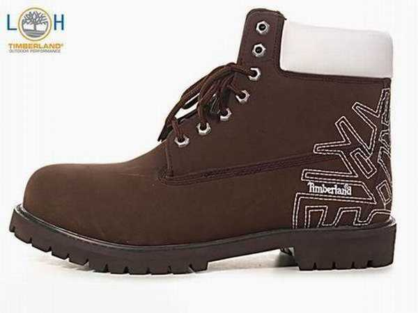 timberland entretien