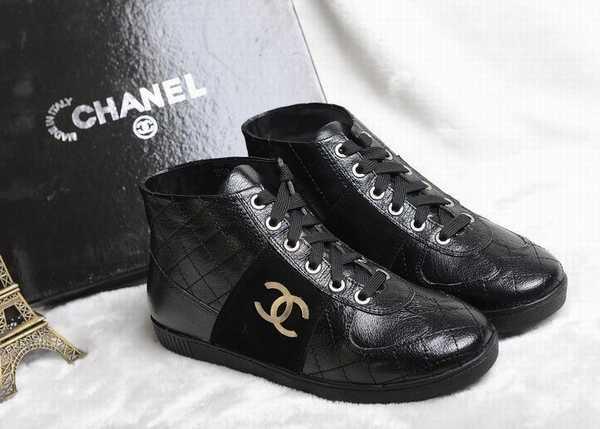chaussure chanel femme basket parfaites pour toute occasion ... c73db35db32